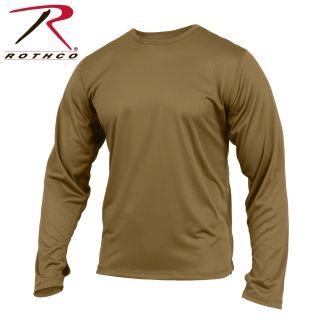 Rothco Gen III Silk Weight Underwear Top-
