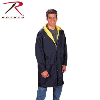 Rothco 3/4 Length Rain Parka-Rothco