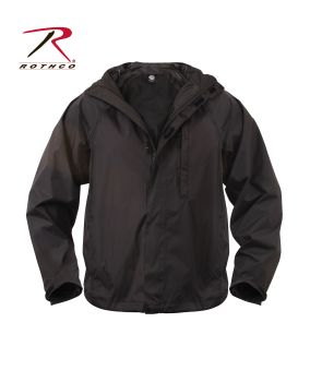 Rothco Packable Rain Jacket-