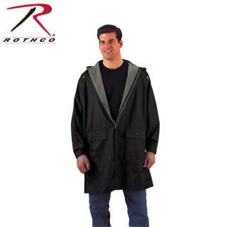 3759_Rothco Reversible 3/4 Length Rain Parka-