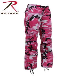 3781_Rothco Womens Paratrooper Colored Camo Fatigues-