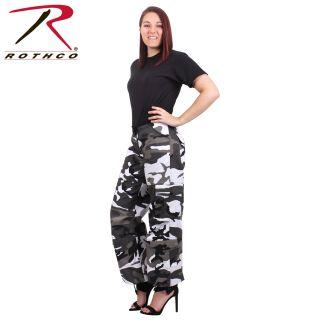 3785_Rothco Womens Paratrooper Colored Camo Fatigues-
