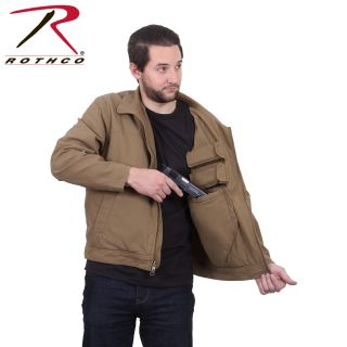 Rothco Lightweight Concealed Carry Jacket-