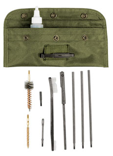 Rothco G.I. Plus Rifle Cleaning Kit-