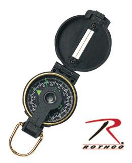 Rothco Lensatic Plastic Compass-Rothco