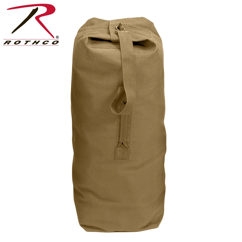 Buy Rothco Heavyweight Top Load Canvas Duffle Bag - Rothco Online at ... e61b19d1b4836