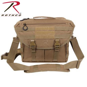 Rothco Covert Dispatch Tactical Shoulder Bag-