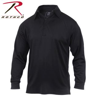 Rothco Long Sleeve Tactical Performance Polo-Rothco