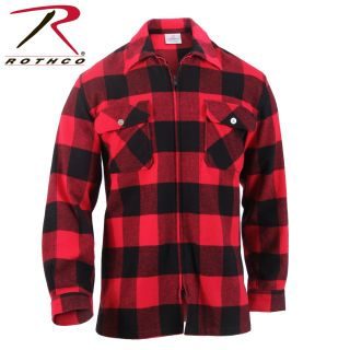 Rothco Concealed Carry Flannel Shirt-