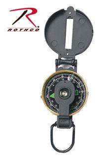 399_Rothco Lensatic Metal Compass-Rothco