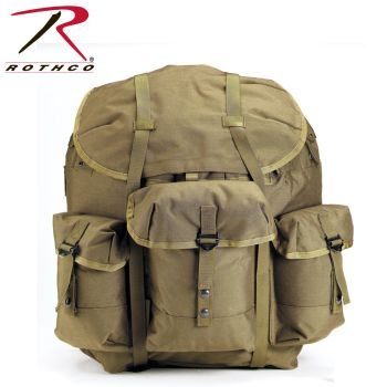 Rothco G.I. Type Enhanced Alice Pack w/ Frame-