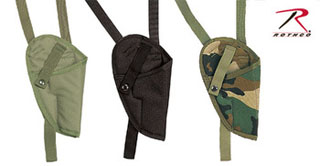 Rothco .45 Cal Enhanced Nylon Shoulder Holsters-