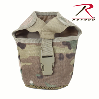 Rothco MultiCam MOLLE Compatible Canteen Cover-