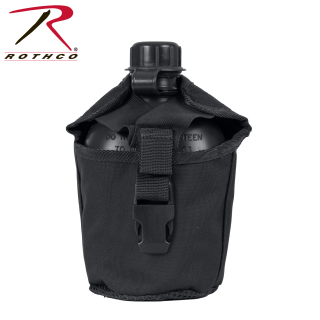 Rothco MOLLE Compatible 1 Quart Canteen Cover-Rothco