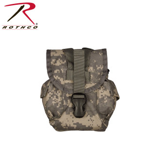Rothco MOLLE II Canteen & Utility Pouch-Rothco