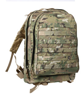 Rothco MOLLE II 3-Day Assault Pack-