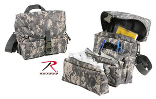 Rothco MOLLE Medical Kit Bag-Rothco