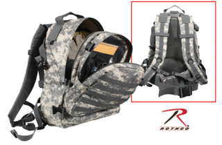 Rothco Deluxe ACU Digital MOLLE Long Range Assault Pack-Rothco