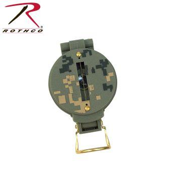 Rothco Lensatic Camo Compass-