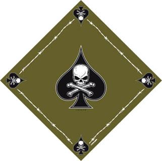 ''death Spade'' Bandana