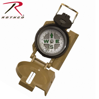 Rothco Military Marching Compass-Rothco
