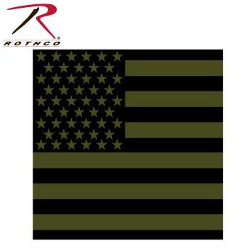 Rothco Subdued US Flag Bandana-