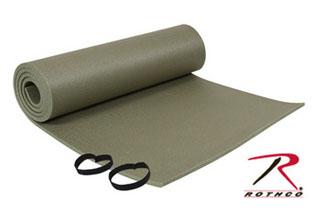 Rothco Foam Sleeping Pad With Ties-Rothco