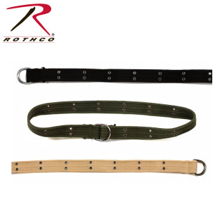 Rothco Vintage D-Ring Belts-