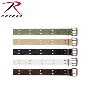 4171_Rothco Vintage Double Prong Buckle Belt-Rothco