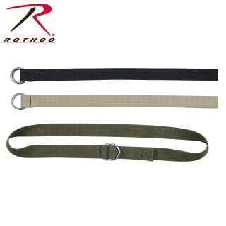 Rothco-Military D-Ring Expedition Belt-