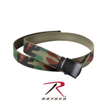 Rothco Camo Reversible Web Belt-Rothco