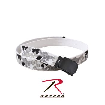 Rothco Camo Reversible Web Belt-