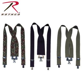 Rothco Pants Suspenders-Rothco