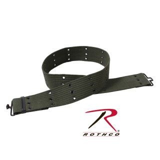 Rothco Military Style Pistol Belts-Rothco