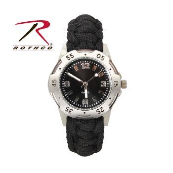 Rothco Paracord Bracelet Watch-