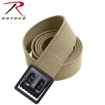Rothco Military Web Belts w/ Open Face Buckle-Rothco
