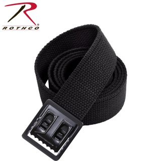 Rothco Military Web Belts w/ Open Face Buckle-