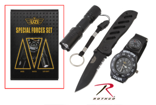 UZI Special Forces Gift Set-