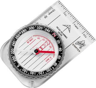 Silva Starter 1-2-3 Compass-