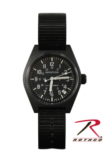 Marathon General Purpose Tritium Field Watch-Rothco