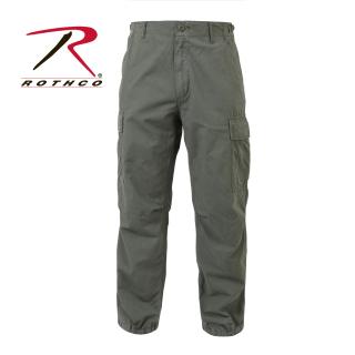 Rothco Vintage Vietnam Fatigue Pant Rip-Stop-