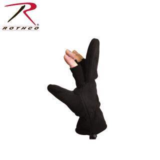Rothco Fingerless Sniper Glove / Mittens-