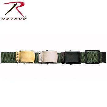 Rothco Web Belt Buckles-