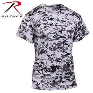 Rothco Polyester Performance T-Shirt-