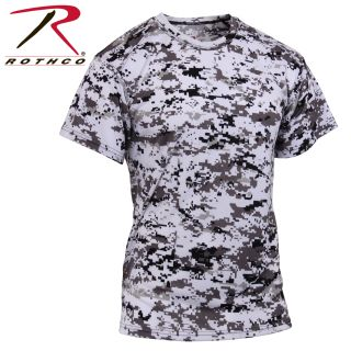 Rothco Polyester Performance T-Shirt-