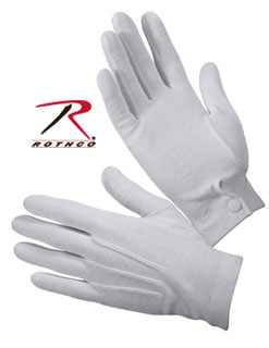 Rothco Gripper Dot Parade Gloves-Rothco