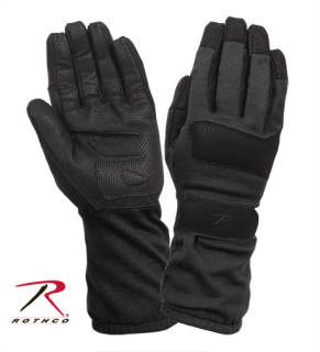 Rothco Fire Resistant Griplast Military Gloves-