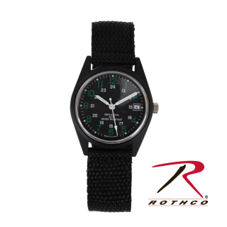 Rothco G.I. Type Vietnam Era Wind Up Watch-