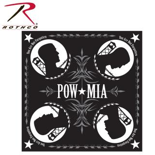 Rothco POW/MIA Bandana-