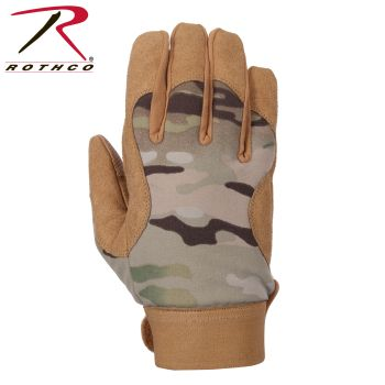 Rothco Military Mechanics Gloves-Rothco